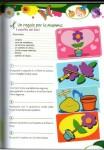 lavoretti festa della mamma (bambini),disegnare,colorare,dipingere,scuola materna,fiori
