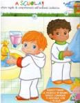igiene bambini,imparare l'igiene,lavoretti per igiene,colorare,disegnare,scuola dell'infanzia