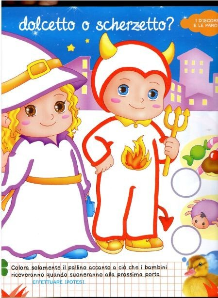 Disegni e lavoretti di carnevale 2 donnecreative for Lavoretti estate scuola dell infanzia