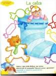lavoretti bambini,scuola materna,scuola dell'infanzia,colorare,disegnare,dipingere,disegni,befana,calze