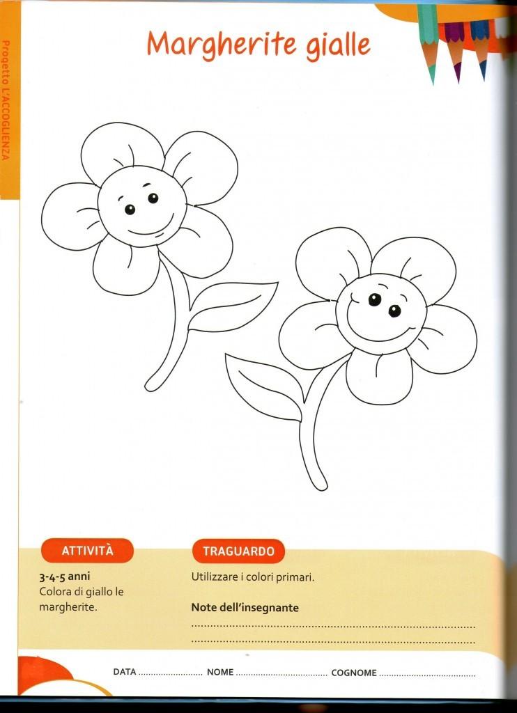 Disegni da colorare donnecreative for Pesciolini da colorare per bambini