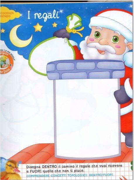 Disegni Di Natale E Lavoretti.Disegni E Lavoretti Di Natale 1 Donnecreative