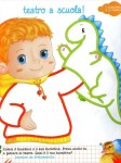 disegnare,colorare,lavoretti bambini,scuola dell'infanzia,comunicare,fiori,marionette