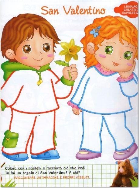 Educazione al rispetto dell ambiente e delle regole 2 - Libri di scuola materna stampabili gratuitamente ...